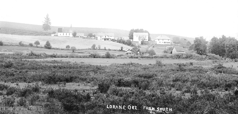 3 Lorane Valley