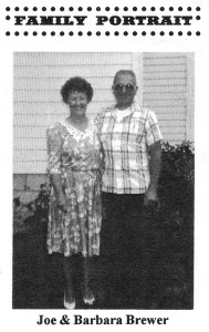 Joe & Barbara Brewer