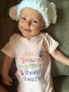 Lambie Harper 2 months