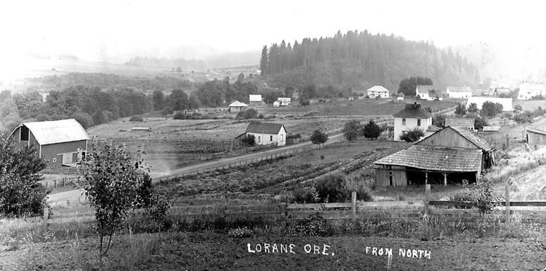 Lorane Valley