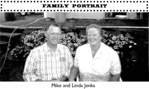 Mike and Linda Jenks with header
