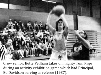 Tom Page vs Betty Pellham