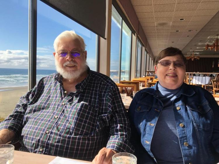 Jimmy & Jonni at Newport