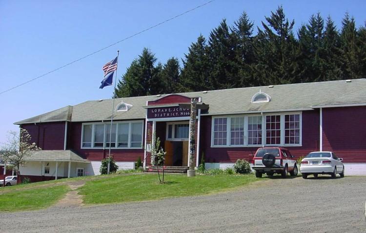 Lorane Elementary School 1280 pix