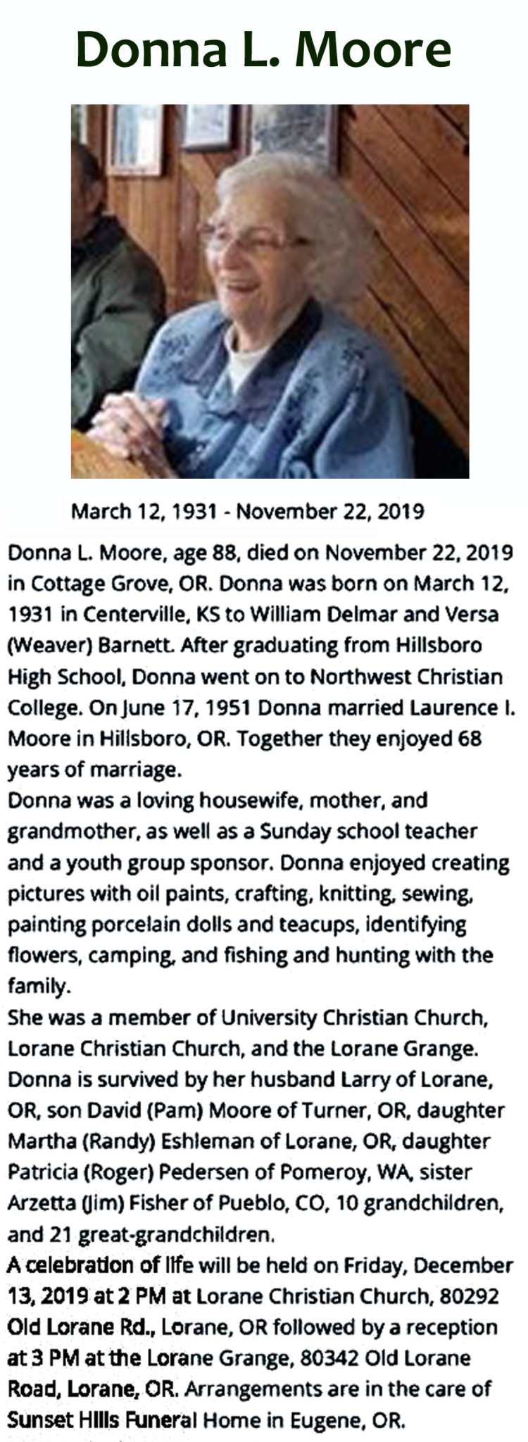 Donna Moore Obituary - Eugene, OR _ Eugene Register-Guard copy